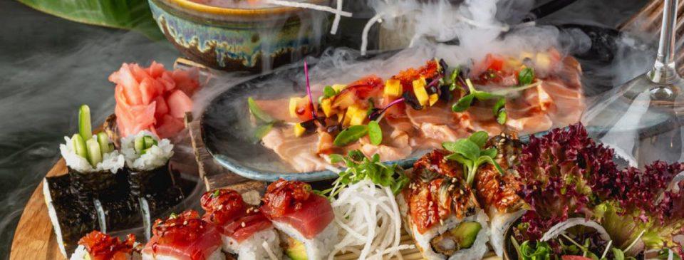 Sushi Kreationen